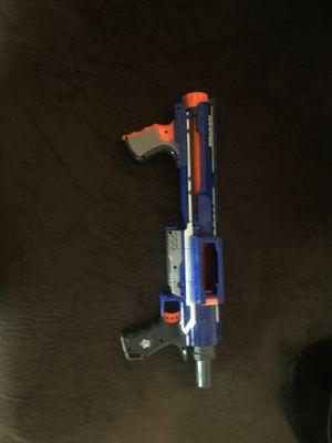 Rampage nerf gun N-strike elite for Sale in Smyrna, TN