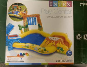 Intex Dinosaur Play Center Kiddie Kids Pool for Sale in Rockville, MD