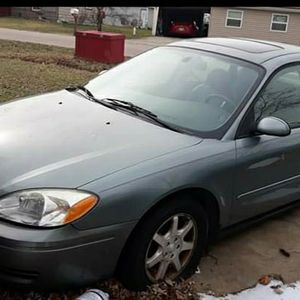 2006 Ford Taurus with no title. 175000 miles . Still runs, just need new brakes and has a hole in front passenger floor as shown in picture.. $300 for Sale in Tipp City, OH
