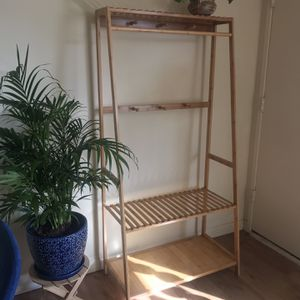 Coat Rack With Shelves for Sale in Pasadena, CA