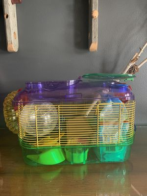Hamster cage for Sale in East Wenatchee, WA
