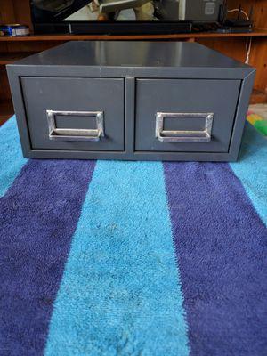 Mini card filling cabinet for Sale in Overland Park, KS