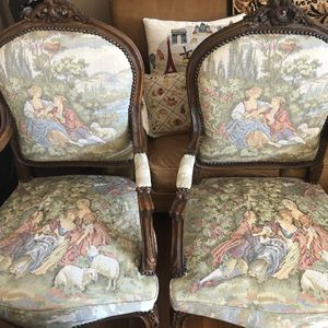 Antique French Provincial Chairs for Sale in Alexandria, VA