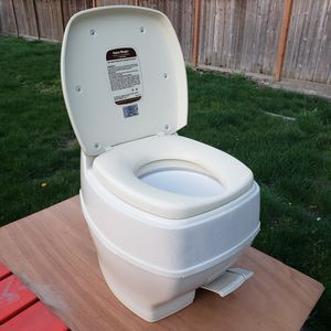 Aqua Magic Airstream RV Toilet GH Foot Petal Thetford for Sale in Des Moines, WA