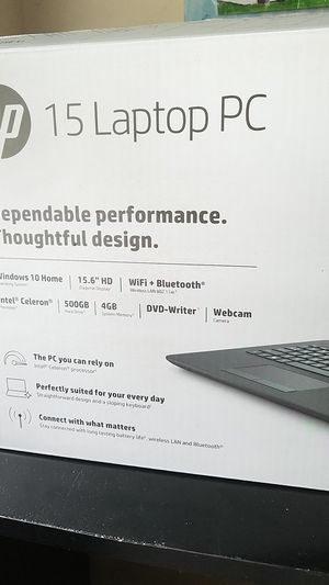 HP laptop pc for Sale in Washington, DC