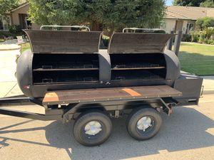 Smoker trailer for Sale in Selma, CA