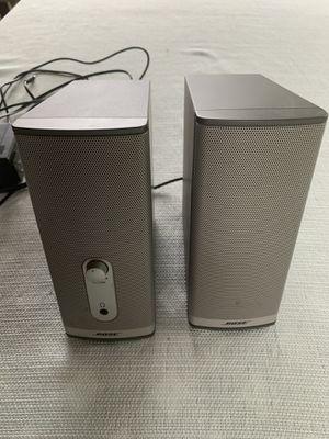 Bose companion 2 series II multimedia speaker system for Sale in Bethel Park, PA