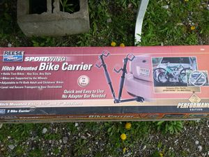 Reese sportwing hitch mount bike carrier for Sale in Canonsburg, PA