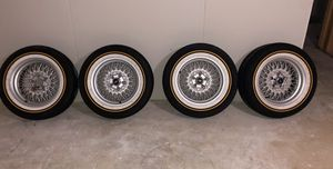 225/60/R16 - 4 tire set - Vogue Tyre for Sale in Germantown, MD