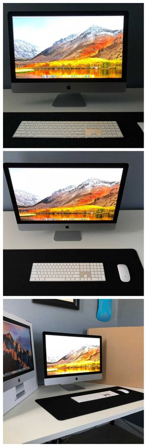 """*NEVER USED*Apple iMac Pro A1862 27"""" Xeon W 8-Core 3.2G 32GB 1TB SSD for Sale in Portland, ME"""
