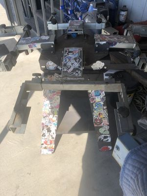 4 Color Harco Screen Printer Machine for Sale in San Diego, CA