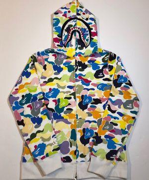 Bape Multi-camo hoodie for Sale in North Providence, RI