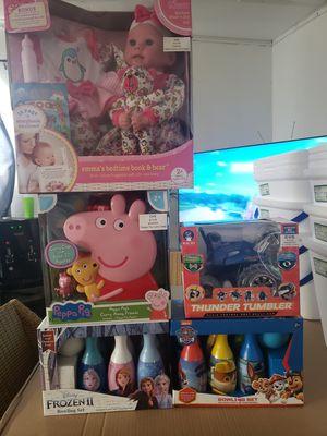 Juegos de niña y niño for Sale in Hacienda Heights, CA