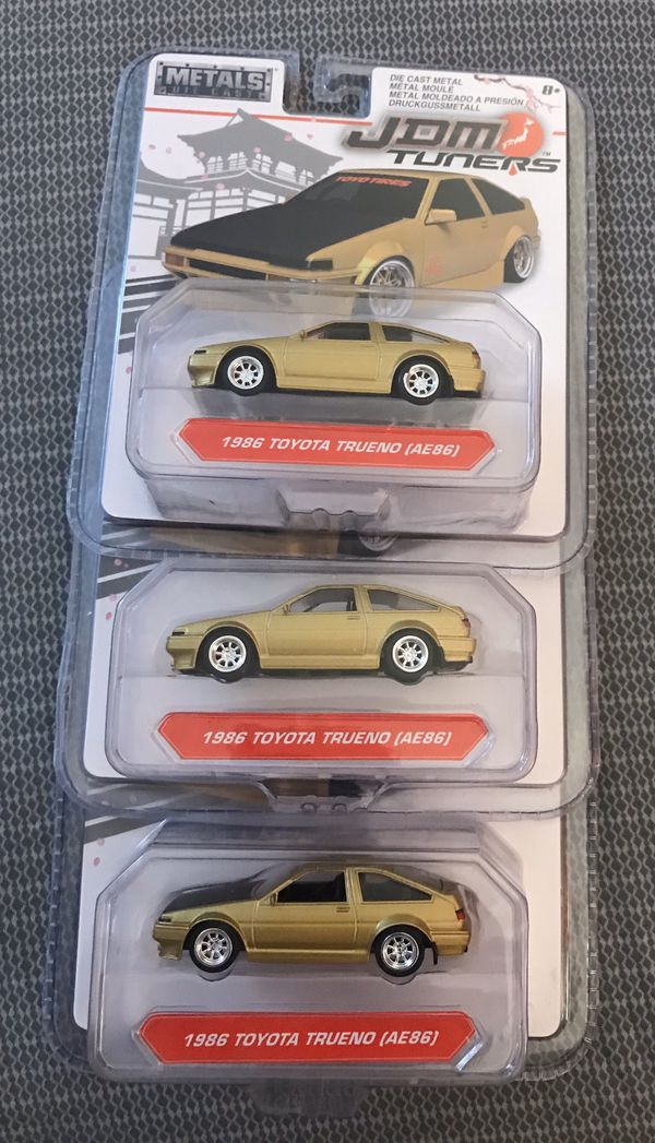 JDM Tuners Toyota AE86