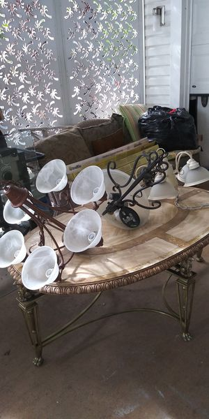 !!Selling 3 Good condition And Nice Chandeliers!! For your house or Apartment!! for Sale in Miramar, FL