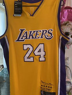Lakers Jersey Bryant #24 for Sale in Manassas,  VA