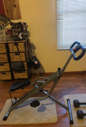 New Sunny, health and fitness exercise equipment for Sale in North Royalton, OH