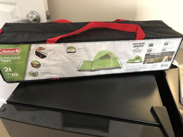 FREE New Tent