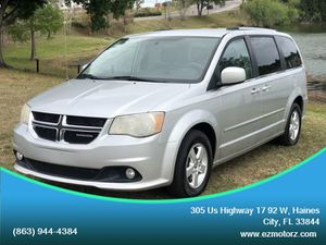 2011 Dodge Grand Caravan for Sale in Haines City, FL