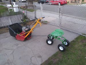 Mclane riding lawn mower for Sale in Bell Gardens, CA