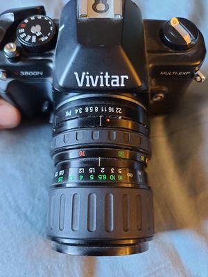 Vivitar v3800N film camera for Sale in Wheaton, IL