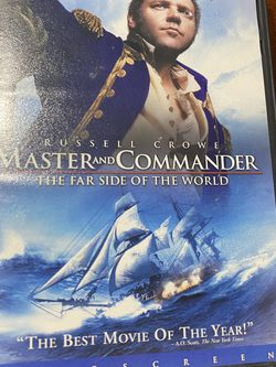 Master and Commander: The Far Side of the World (DVD, 2004, for Sale in Fort Lauderdale,  FL