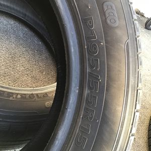 2 Tires 195/55/15 for Sale in National City, CA