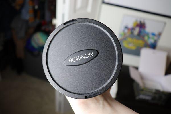 Rokinon 14mm 2.8/f super wide angle lens for cannon