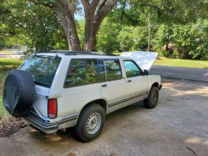 1993 Chevy S10 Blazer 4x4 for Sale in Brazos Bend, TX