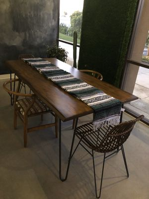 Mid Century Modern dining table for Sale in San Diego, CA