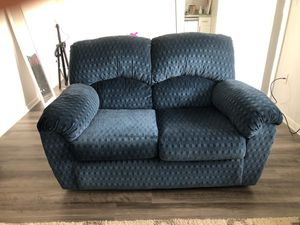 Love Seat & 3 Seater Recliner! for Sale in Towson, MD