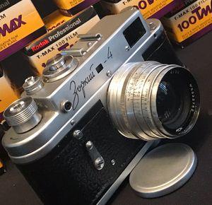 Zorkiy 4, film camera for Sale in Beaverton, OR