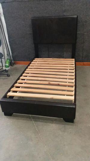 Twin size platform bed for Sale in Virginia Beach, VA
