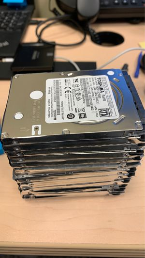 15x New Toshiba 500GB hard drives for Sale in Las Vegas, NV