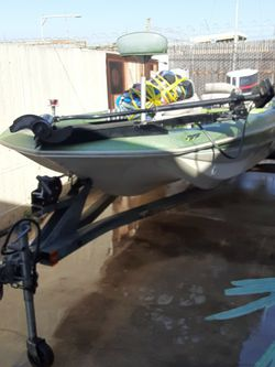 Monark Mcfast 15 Fishing boat for Sale in San Diego,  CA
