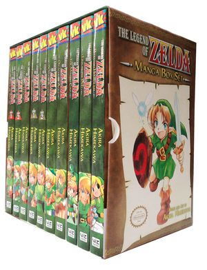 Legend of Zelda manga box set for Sale in Elk Grove, CA
