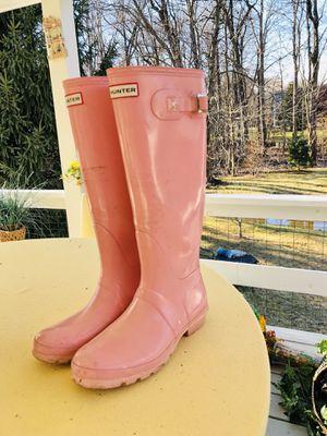Hunter Rain Boots - Unisex - 8 M / 9 W for Sale in Darien, CT