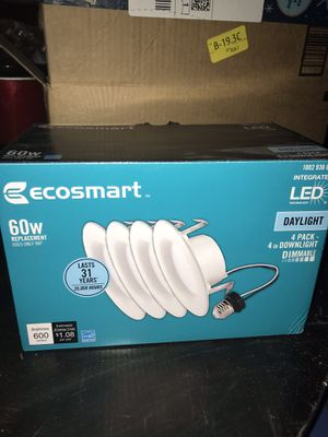 """6"""" recessed light replacement bulbs for Sale in Levittown, NY"""