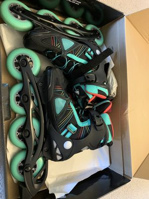 K2 Roller Skates | Like New | Women Size 7.5 for Sale in West McLean, VA