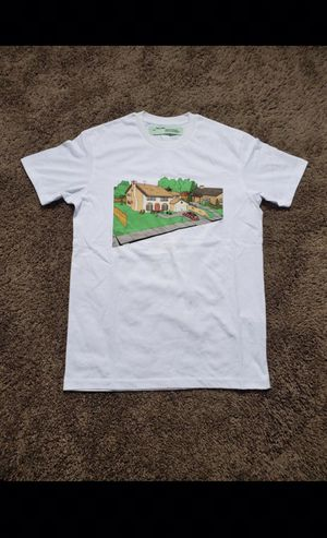 Off white tee for Sale in Reynoldsburg, OH