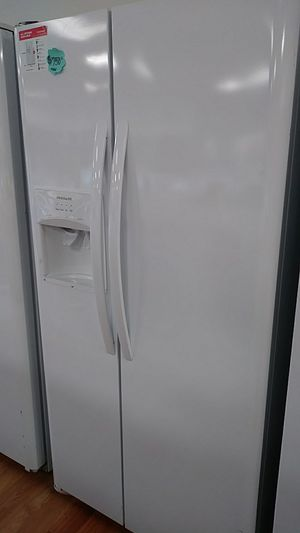 NEW FRIGIDAIRE SIDE BY SIDE for Sale in City of Industry, CA