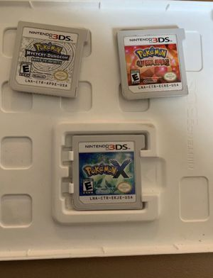Nintendo 3DS games for Sale in Princeton, WV