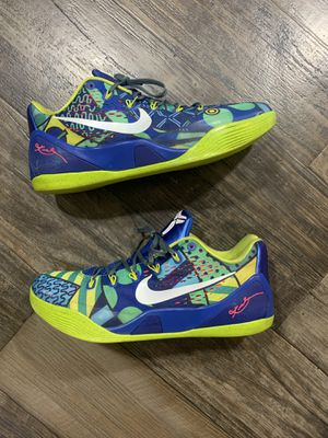 Nike Kobe 9 EM Sz 10 for Sale in Ellenwood, GA