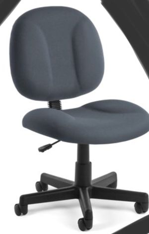 New!! Task chair, rolling chair, desk chair, office chair, computer chair, office furniture , gray for Sale in Phoenix, AZ