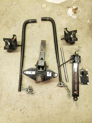 Weight distribution hitch & sway control for Sale in White House, TN