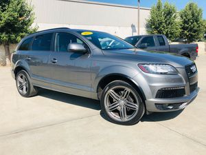 2015 Audi Q7 / Luxurious! / Supercharged / Low Miles / Clean CarFax for Sale in Fresno, CA
