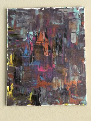 Abstract Canvas Art for Sale in Dallas, TX