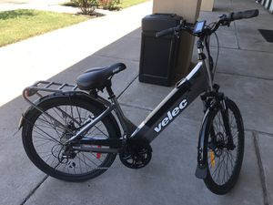 Electric bicycle velec 2016 8 speeds. R48 for Sale in Houston, TX