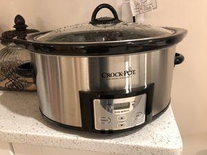 Crock pot for Sale in Fairfax, VA