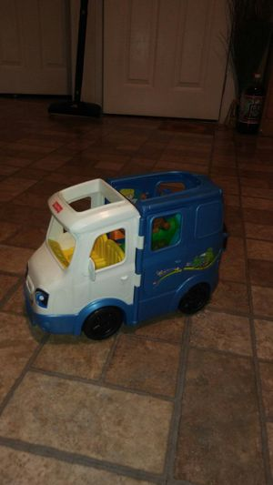 FISHER PRICE CAMPER RV for Sale in Lowell, MA